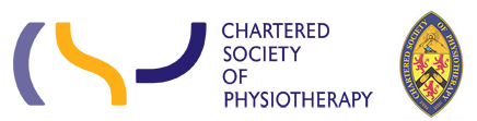 csp chartered physiotherapist logo