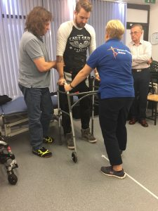 physio for spinal injuries