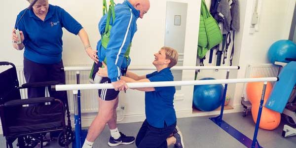 Body Weight Supported Rehabilitation